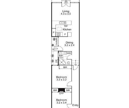 41 Yorkshire Street Richmond - Floorplan