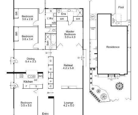 28 Clonaig Street Brighton East - Floorplan