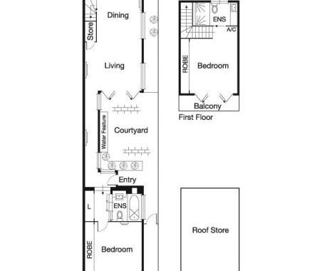 29 Herbert Place Albert Park - Floorplan