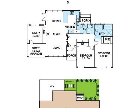 2-45 Wattle Valley Road Canterbury - Floorplan