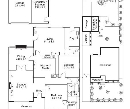 19 Hornby Street Brighton East - Floorplan