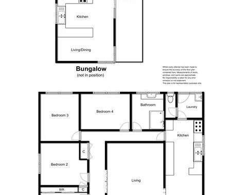 12 Trafalgar Street Albanvale - Floorplan