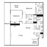19-40-50 High Street Prahran - Floorplan