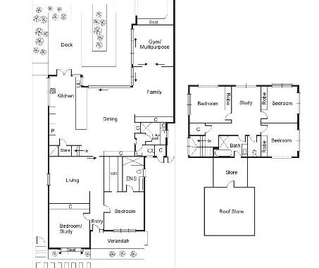 20 Rothesay Avenue Elwood - Floorplan