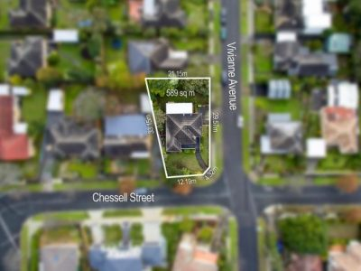 7 Chessell Street Mont Albert North - 1