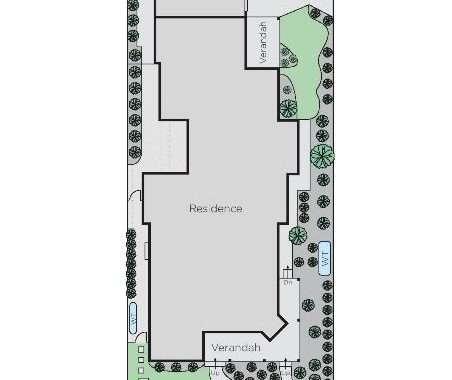 2 Tennyson Street Malvern East - Siteplan