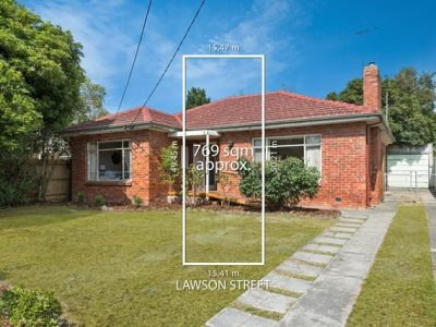 8 Lawson Street Blackburn - 1