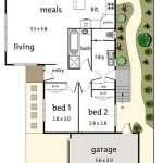 2-1 Irvine Street Mitcham - Floorplan