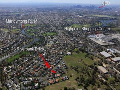13 Riverbank Drive Maribyrnong - 3