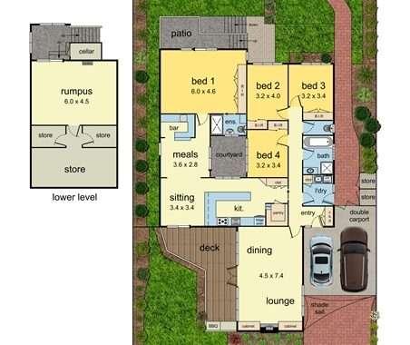 216 Stephensons Road Mount Waverley - Floorplan