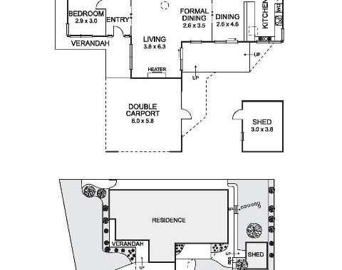21 Saxonwood Drive Doncaster East - Floorplan